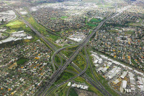 Western Melbourne Interchange