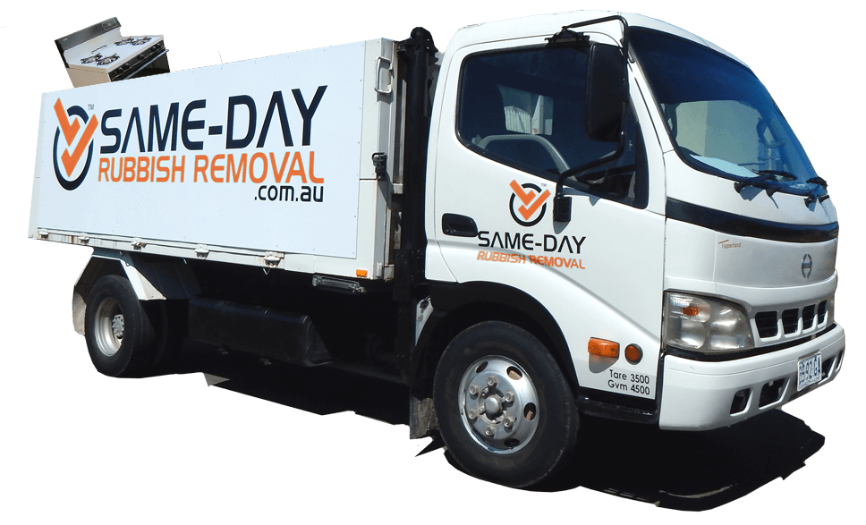 Same-Day Rubbish Removal Truck Oven